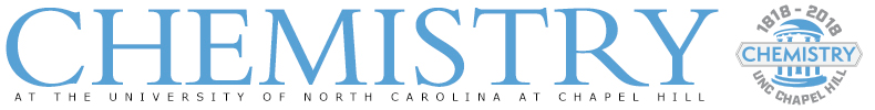 Department of Chemistry | University of North Carolina at Chapel Hill