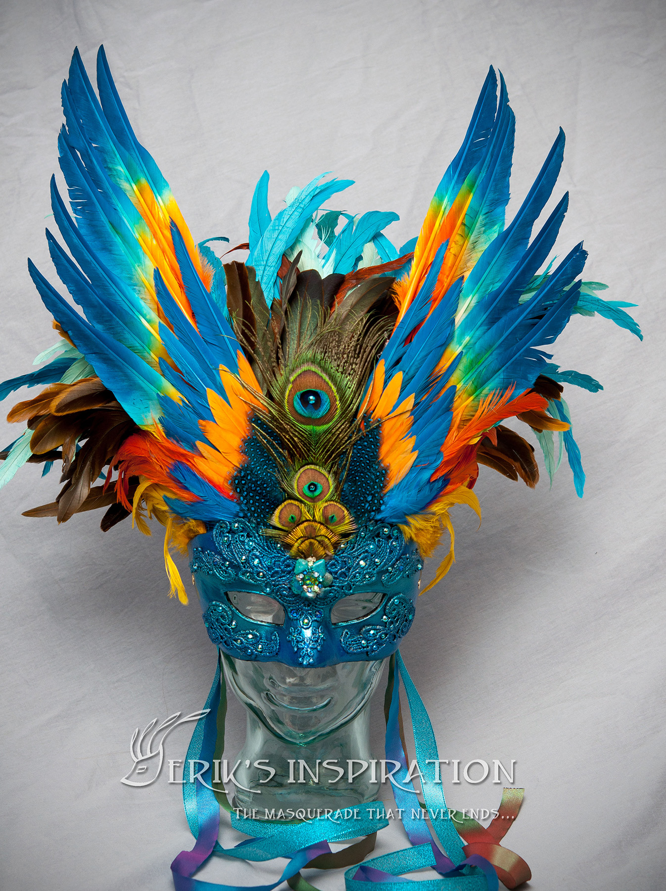 Erik's Inspiration - Blue Gold Macaw