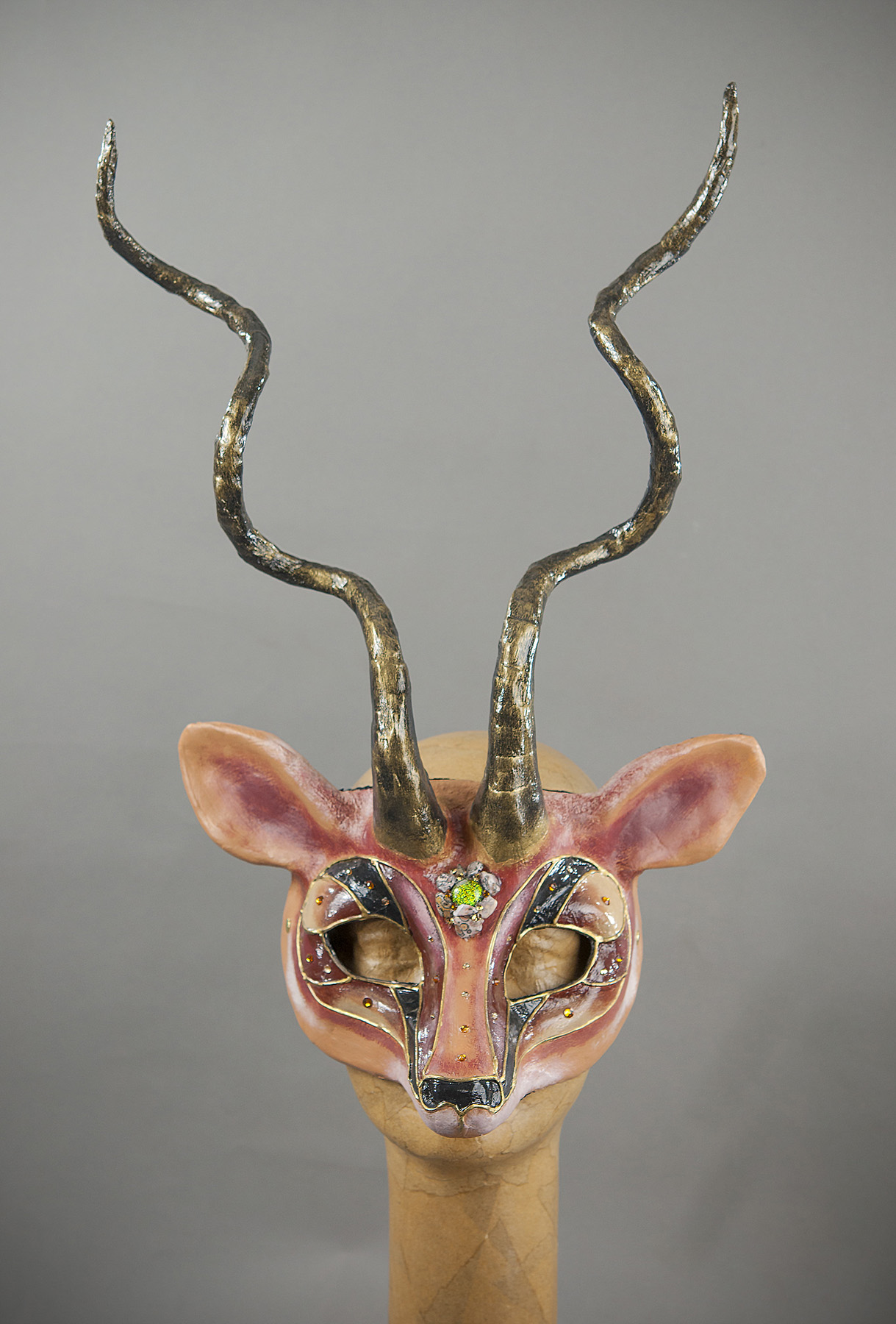 Erik's Inspiration - Gazelle Mask