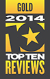 TopTen Reviews 2014  - Silver Bullet Cutters