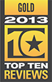 TopTen Reviews 2013  - Silver Bullet Cutters
